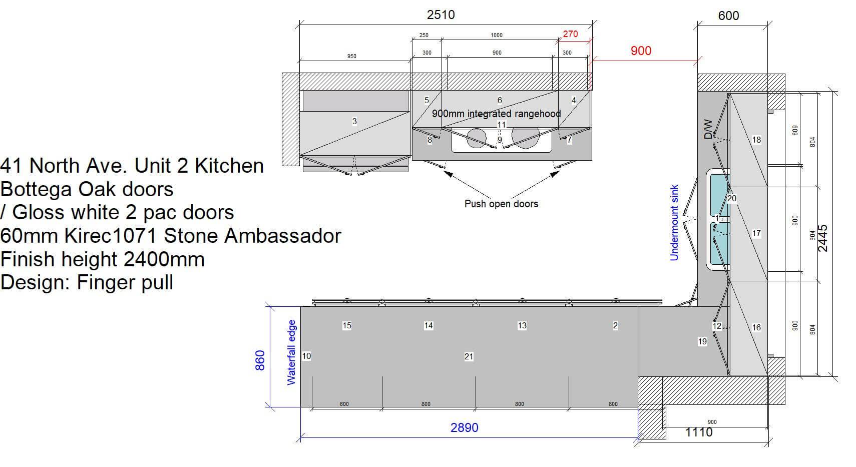 U2 K Floor Plan Stone