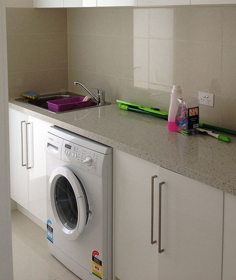 Home Laundry Renovation